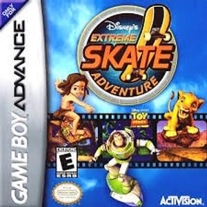 Extreme Skate Adventure - Game Boy Advance
