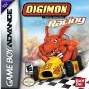 Digimon Racing - Game Boy Advance Game-GBAdvance-DigimonRacing