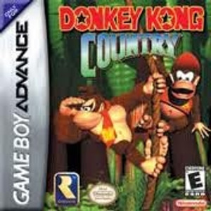 Donkey Kong Country - Game Boy Advance