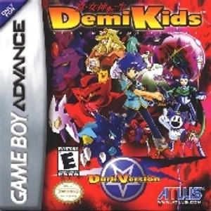Demi Kids Dark Version- Game Boy Advance
