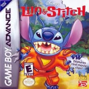 Lilo & Stitch - Game Boy Advance