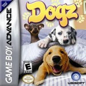 Dogz - Game Boy Advance