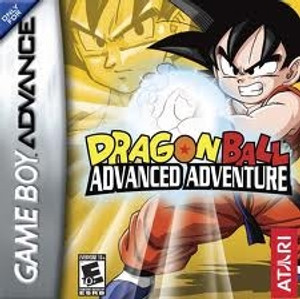 Dragon Ball Z Advanced Adventure - Game Boy Advance