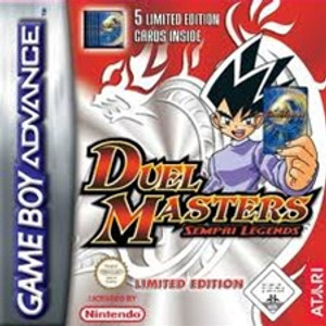 Duel Masters Sempai Legends - Game Boy Advance