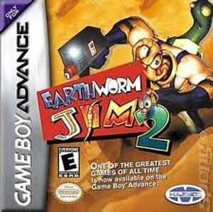 Earthworm Jim 2 - Game Boy Advance