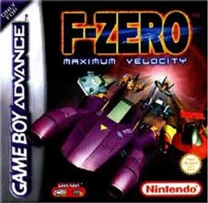 F-Zero Maximum Velocity - Game Boy Advance