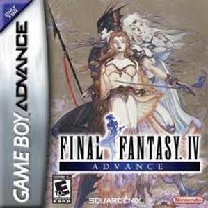 Final Fantasy IV - Game Boy Advance