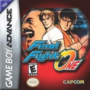 Final Fight One - Game Boy Advance