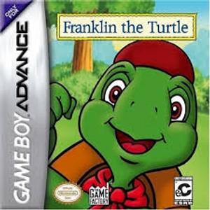 Franklin The Turtle - Game Boy Advance