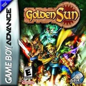 Golden Sun - Game Boy Advance