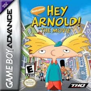 Hey Arnold The Movie - Game Boy Advance
