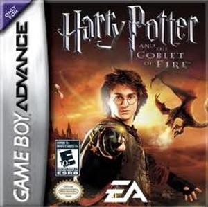 Harry Potter Goblet of Fire - Game Boy Advance