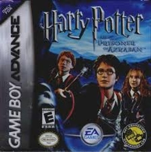 Harry Potter Prisoner of Azkaban - GameBoy Advance Game