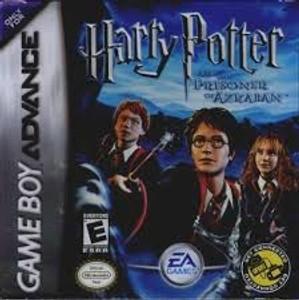 Harry Potter Prisoner of Azkaban - Game Boy Advance Game