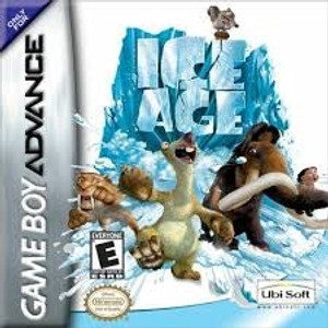 Ice Age - Game Boy Advance