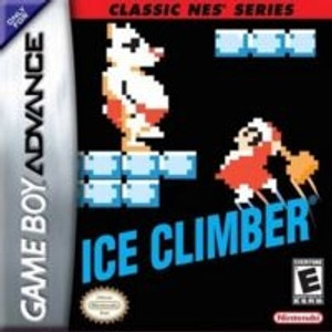 Ice Climber- Game Boy Advance