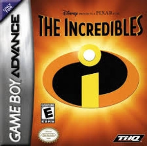 Incredibles - Game Boy Advance