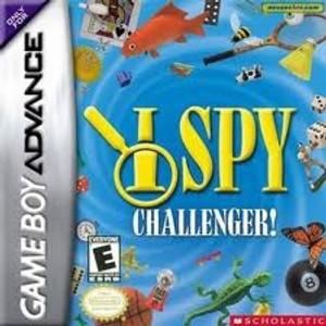 I Spy Challenger - Game Boy Advance
