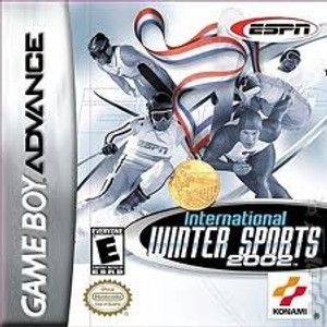 International Winter Sports 2002 - GameBoy Advance Game