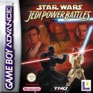 Star Wars Jedi Power Battles - Game Boy Advance