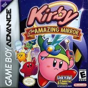 Kirby & the Amazing Mirror - Game Boy Advance