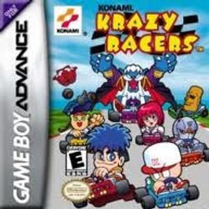 Krazy Racers - Game Boy Advance