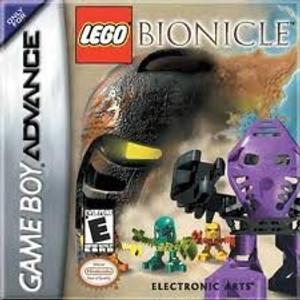 Lego Bionicle - Game Boy Advance