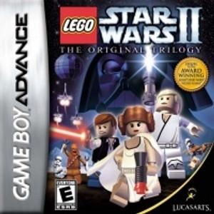 Lego Star Wars II- Game Boy Advance