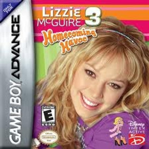 Lizzie McGuire 3 - Game Boy Advance
