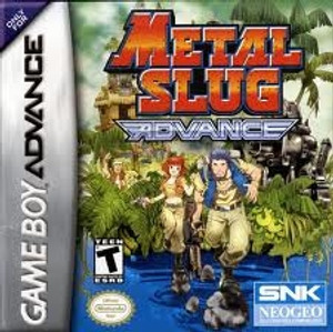 Metal Slug Advance - Game Boy Advance