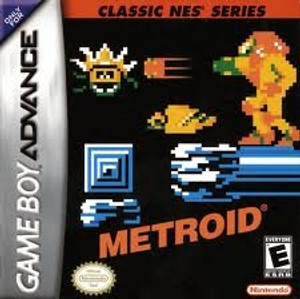 Metroid Classic - Game Boy Advance
