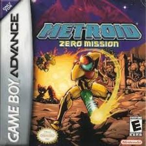Metroid Zero Mission - Game Boy Advance