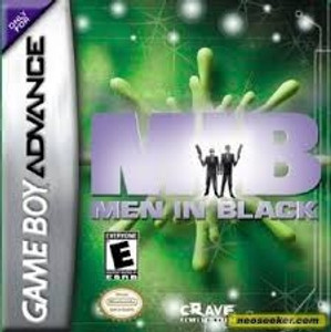 Men In Black The Series - Game Boy Advance Game