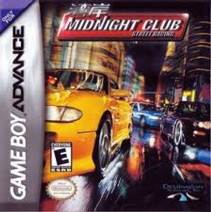 Midnight Club Street Racing - Game Boy Advance