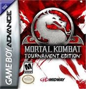Mortal Kombat Tournament Edition - Game Boy Advance