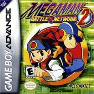 Mega Man Battle Network 2 - Game Boy Advance
