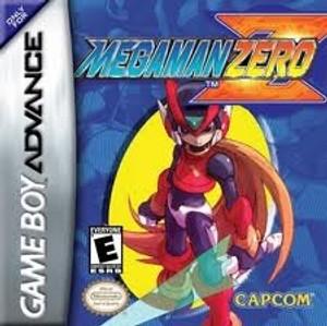 Mega Man Zero - Game Boy Advance