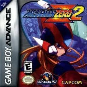 Mega Man Zero 2 - Game Boy Advance