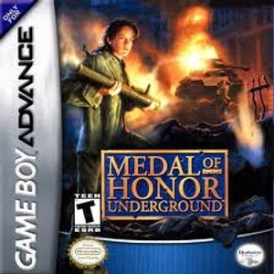 Medal of Honor Underground - Game Boy Advance