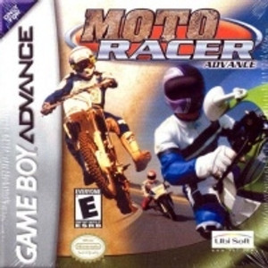 Moto Racer - Game Boy Advance