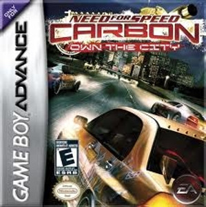 Need For Speed Carbon - Game Boy Advance