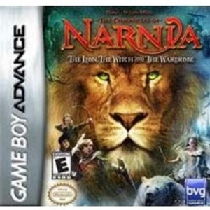 Narnia The Lion, The Witch, The Wardrobe - Game Boy Advance