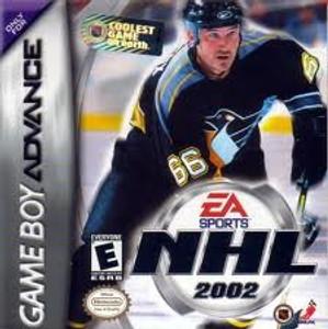 NHL 2002 - Game Boy Advance