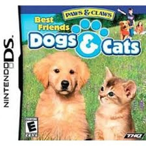 Paws & Claws Best Friends - Game Boy Advance