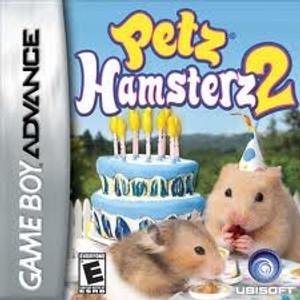 Petz Hamsterz 2 - Game Boy Advance