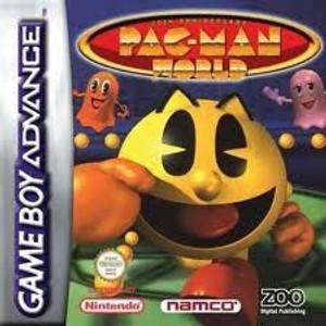 Pac-Man World - Game Boy Advance