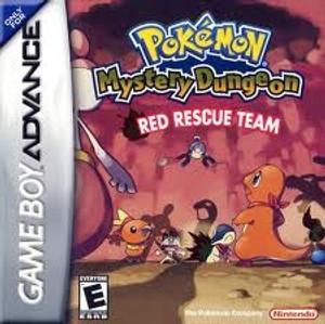 Pokemon Mystery Dungeon - Game Boy Advance