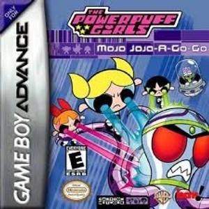 Powerpuff Girls Mojo Jojo A-Go-Go - Game Boy Advance