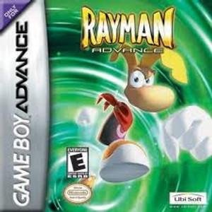 Rayman Advance - Game Boy Advance
