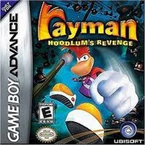 Rayman Hoodlum's Revenge - Game Boy Advance